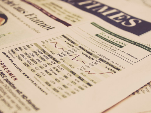 Weekly Markets Round-up: 7 - 11 September 2020