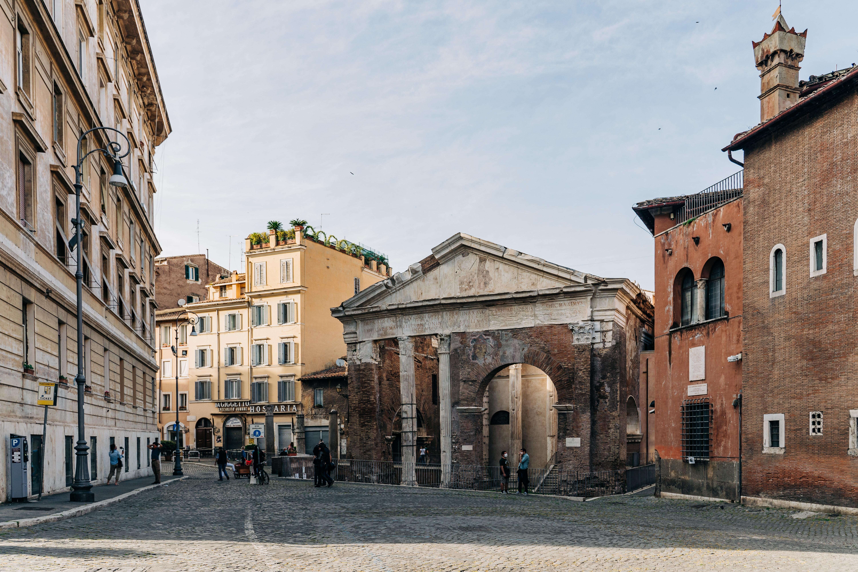 Rome: explore the Ghetto, Group