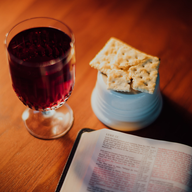 Holy Communion every Wednesday at 9:30a.m