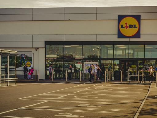 Antwerpia : Klientka sklepu Lidl raniła czterech pracowników