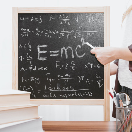 Writing Corner: Lessons Writers Can Learn from Albert Einstein