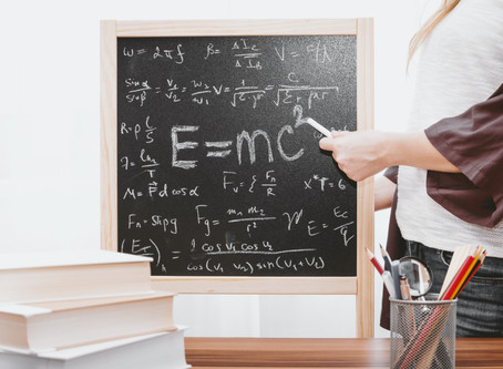 Nu er det ikke længere en plage at have matematik