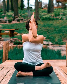 Deck Yoga - Image by Erik Brolin