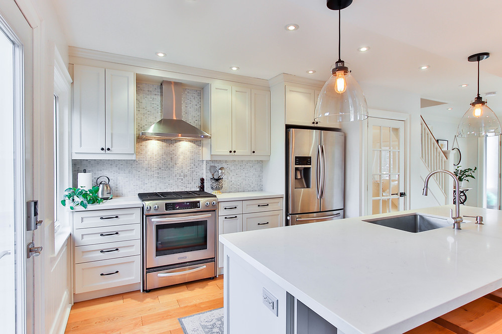 Consider renovating your kitchen when selling your home in Hampton Roads.