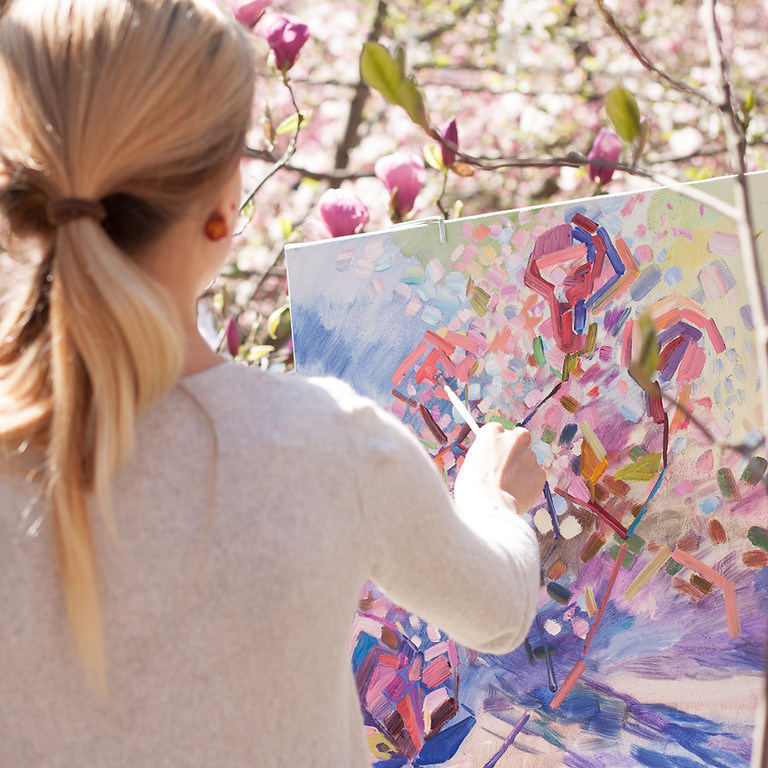 The Healing Mental Health Benefits of Art Therapy