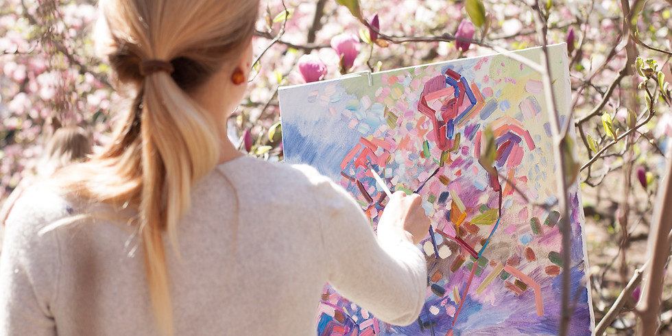 Adult Painting and Drawing 7/12/21