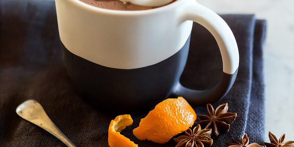 Hot Chocolate & Miniature Candy Cane giveaway @ GB Holiday Parade