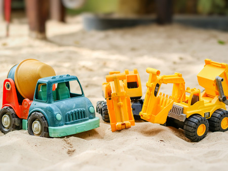 5 Common Toy Types and How They Help Your Child
