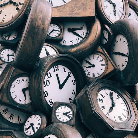Como organizar o meu tempo?