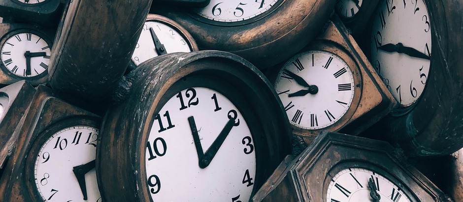 5 powerful questions that help find more time!