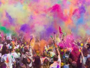 5 Reasons why we Celebrate  Holi