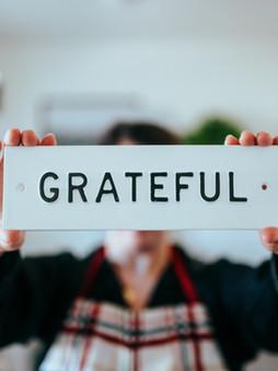 Le temps de la gratitude et de la construction