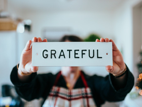 Do you have the superpower of gratitude?