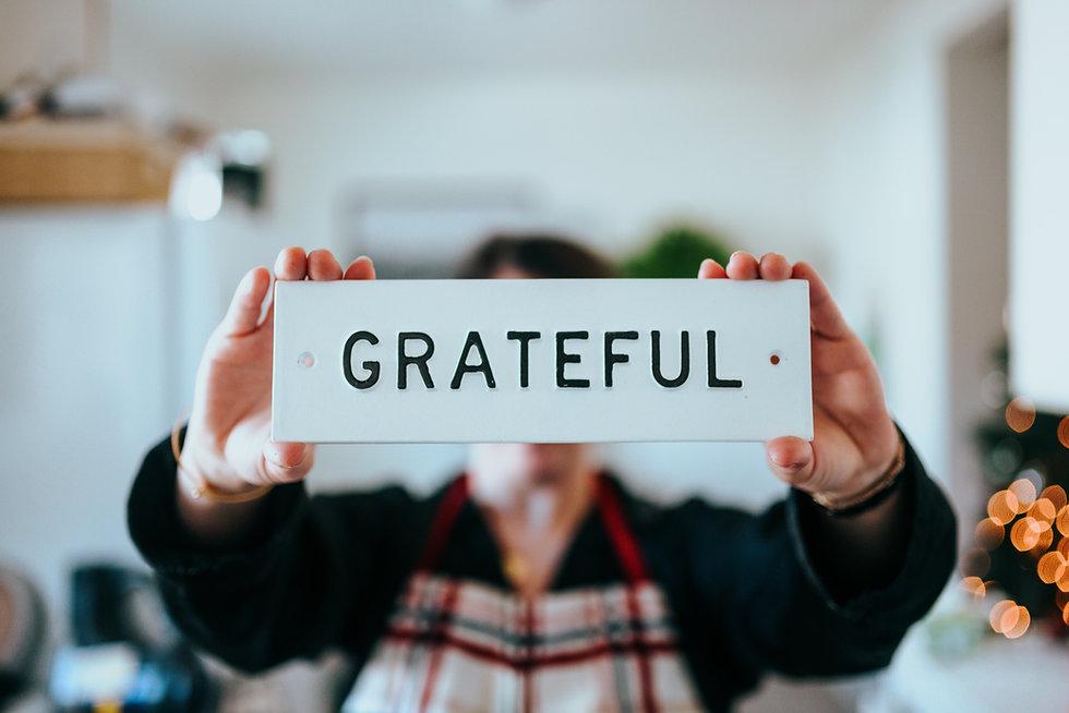 Kiitollisuus