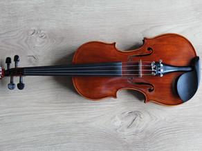 Violin and Gun