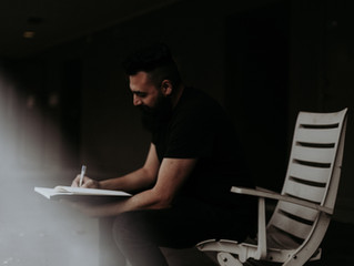 How hard is it to write a personal development course?
