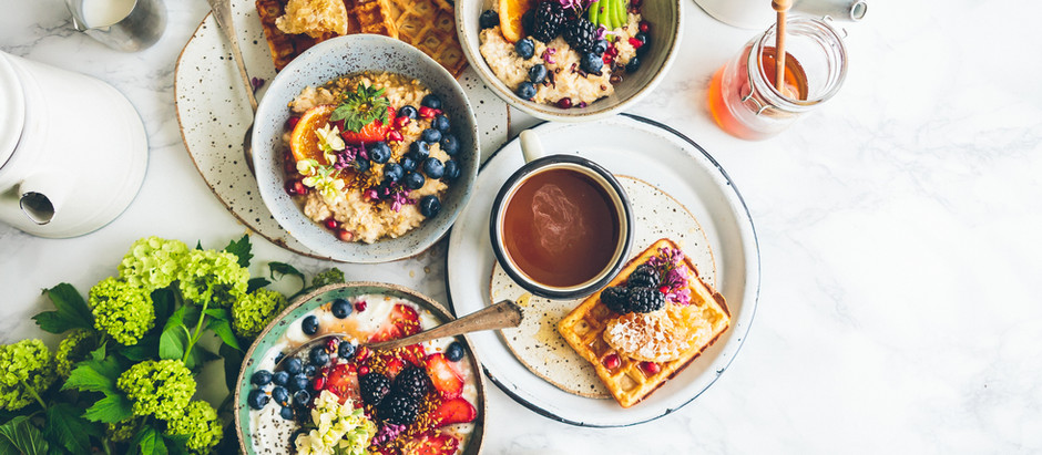 Do you skip (eat) breakfast?