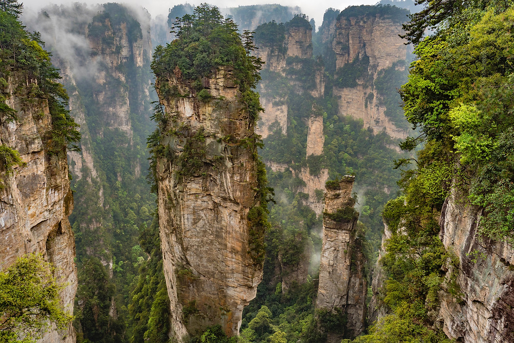 world's best hikes in china