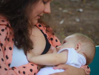 Amming kan gi babyen bivirkninger