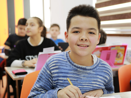 Children (Intermediate: Grades 3-5)