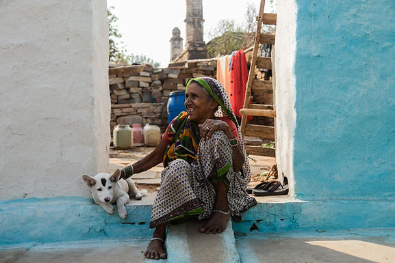 Rethinking Smart Villages