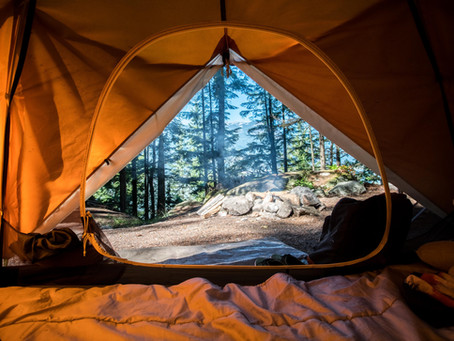 5 Cool Destinations For Camping!