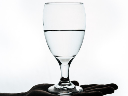 Martin Sorrell on why to be 'a half glass full' person
