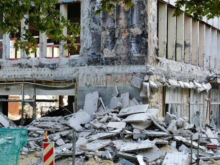 Haïti encore éprouvé! / Haiti is still suffering!