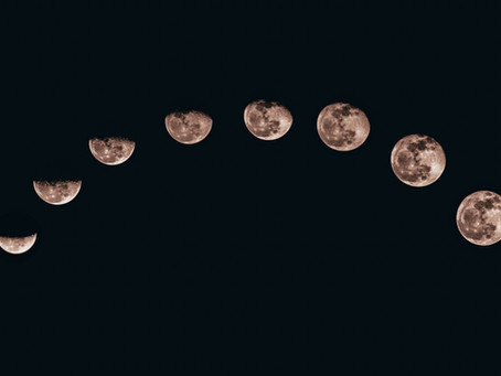 Moon Ceremonies - Flow and Energy -    A Noctuary