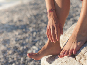 Get Your Feet Ready For Summer
