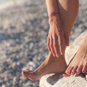 Healing Foot Therapy