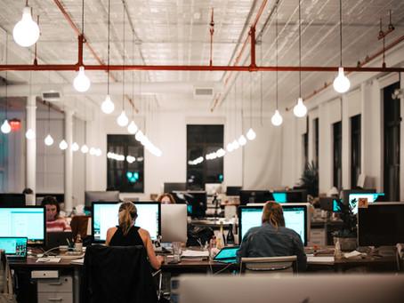 Escritório do futuro: Mudanças em relação a utilização de espaço físico para empresas