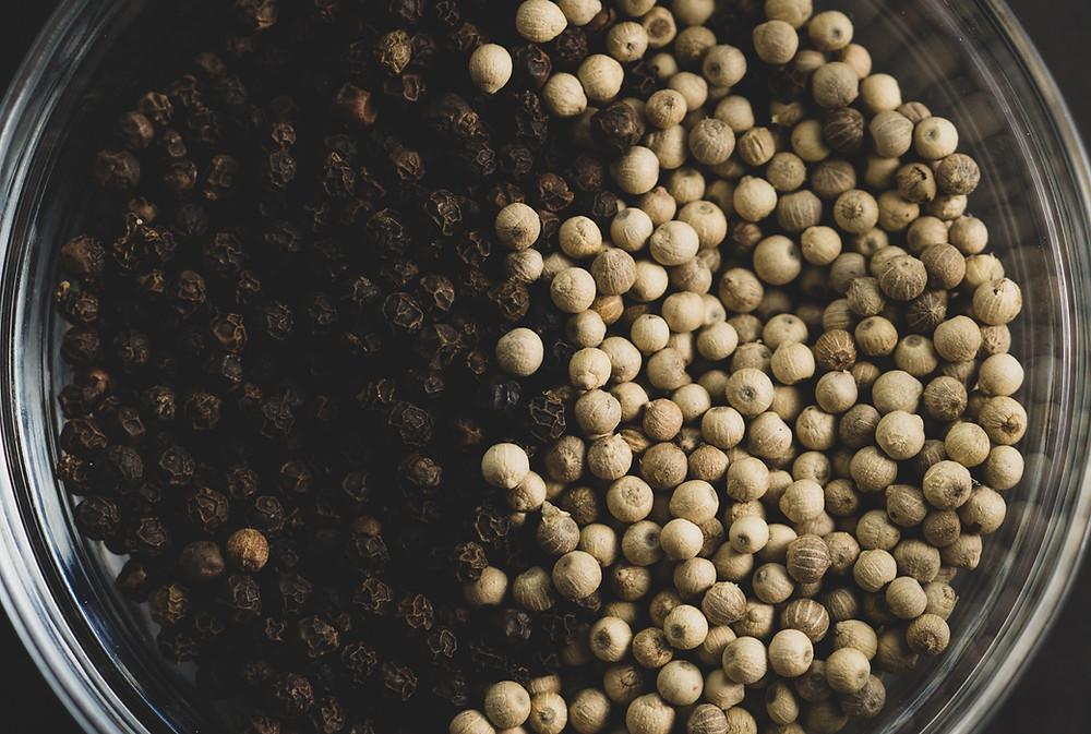 Terpenes 101: Caryophyllene Oxide (found in peppercorns)
