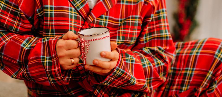 Pyjamapäivä tai metsäretki – näin palaudut joululomalla
