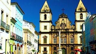Centro Storico del Pelourinho, Salvador de Bahia