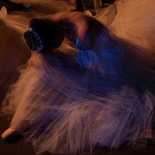 Sacrafice and sanity: Children in dance