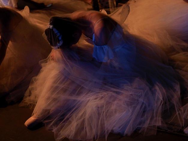 The dark side of children in dance