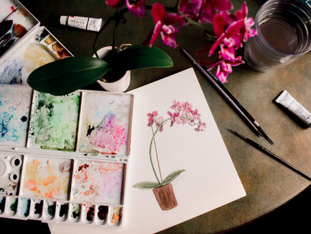 Tips for Creative Self-Care while Working from Home