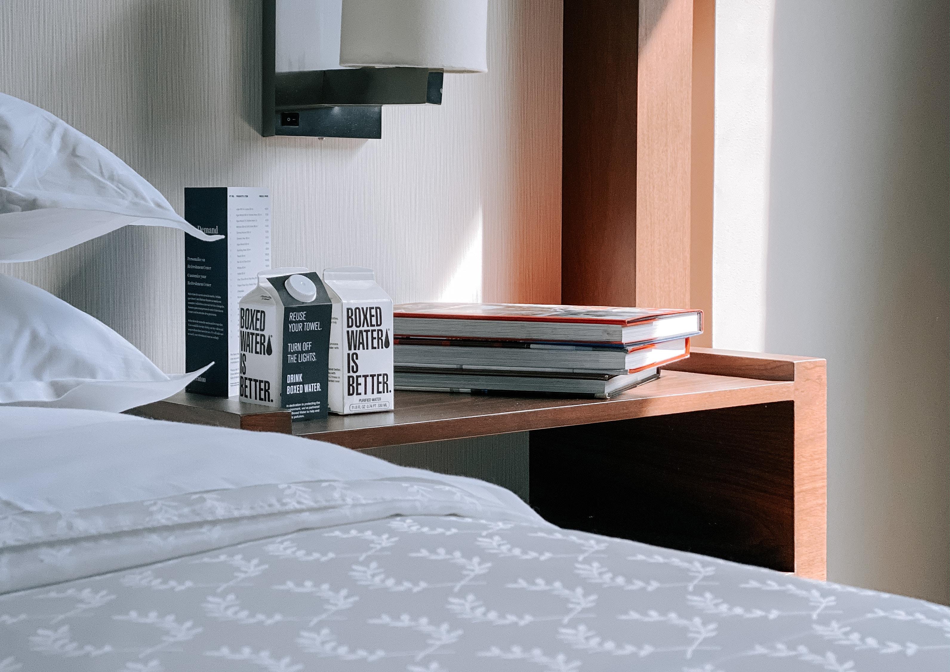 Hotel, residence, garnì