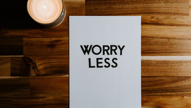 How to worry less? 10 tips to follow