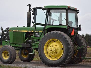 Why is mechanized agriculture important?