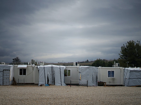 National Lockdown in Greece: 3 EXTRA challenges faced by refugees in Aegean camps