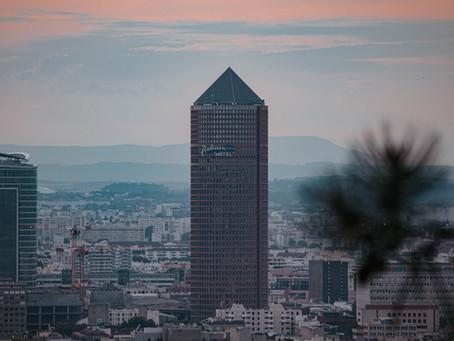 🔝 Lyon vue d'en haut : les rooftops et meilleurs spots pour boire un verre