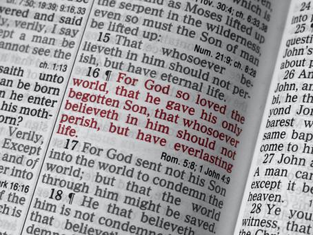 Same Language, Same Bible, Same God