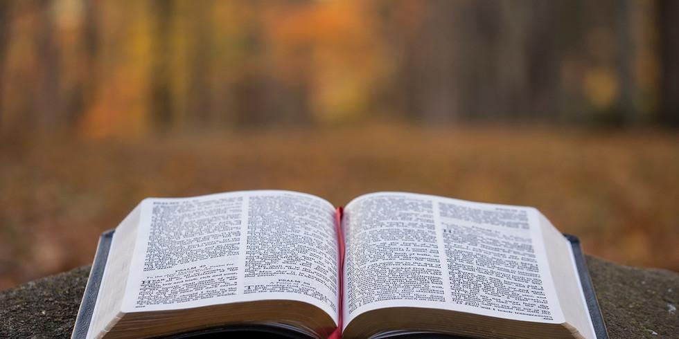 聖經講座:從馬太福音看末世論