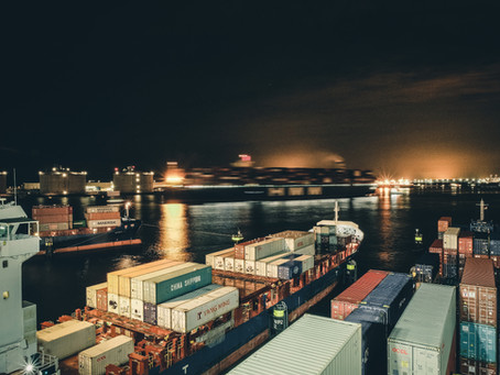 How has Brexit affected Asia to UK shipping rates?