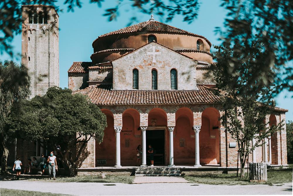 Basilica di Santa Maria dell'Assunta on Torcello