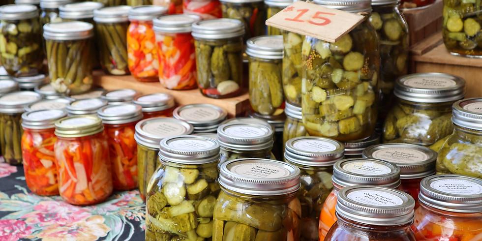 Pickle Taste Test Kitchen