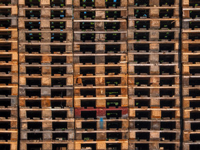 Wooden Pallets require ISPM heat treatment from 2021 in EU-UK Trade