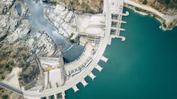 hydro-electric dam